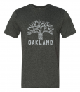 Anvil Heather Dark Grey Oakland